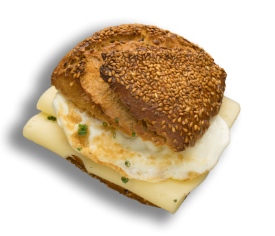 Franzs Burger vegetarisch