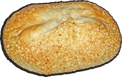 Schrippen Sesam