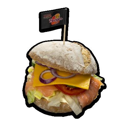Burger Lachs